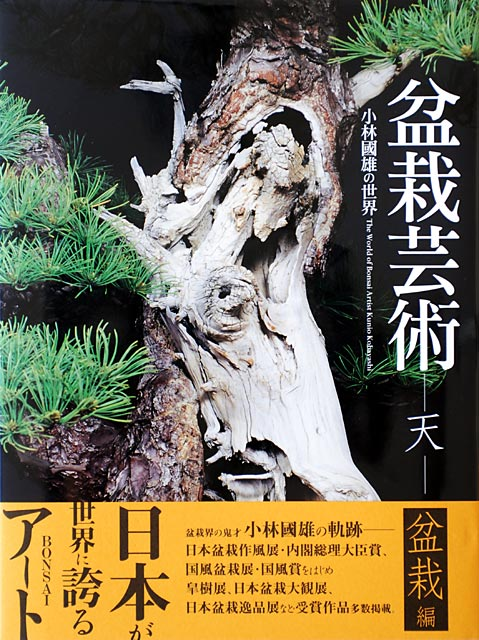 The World of Bonsai Artist Kunio Kobayashi